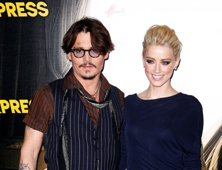 La coppia Johnny Depp-Amber Heard