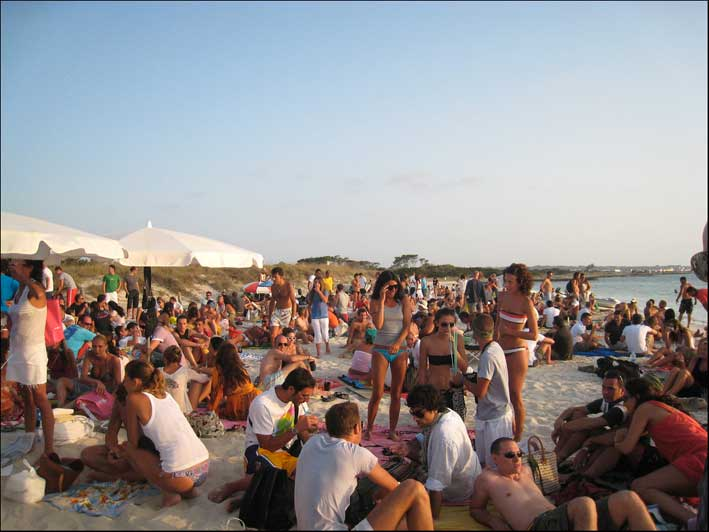 Party a Formentera