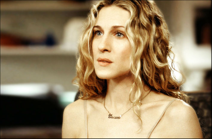 Carrie Bradshaw, il personaggio interpretato da Jessica Parker in «Sex and the city»