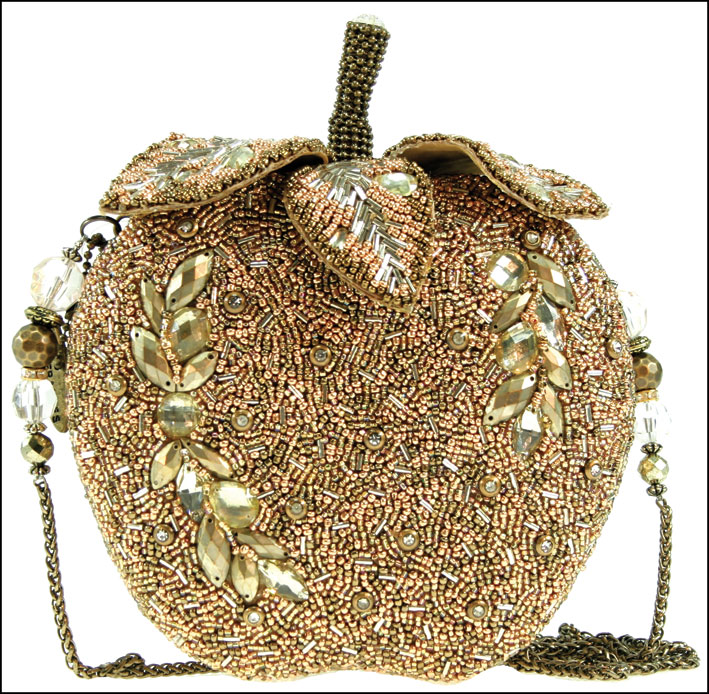 Borsa Golden Apple, Mary Frances