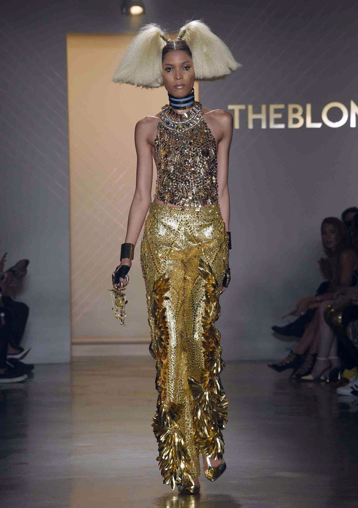 La sfilata di The Blonds