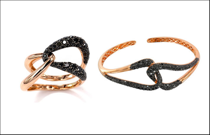 Anelli e bracciale Everyday Pieces