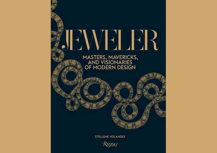 La copertina di Jeweler: Masters, Mavericks, and Visionaries of Modern Design