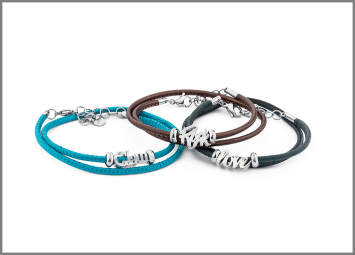 Bracciale Limited Edition Rock, Romantic e Glamour