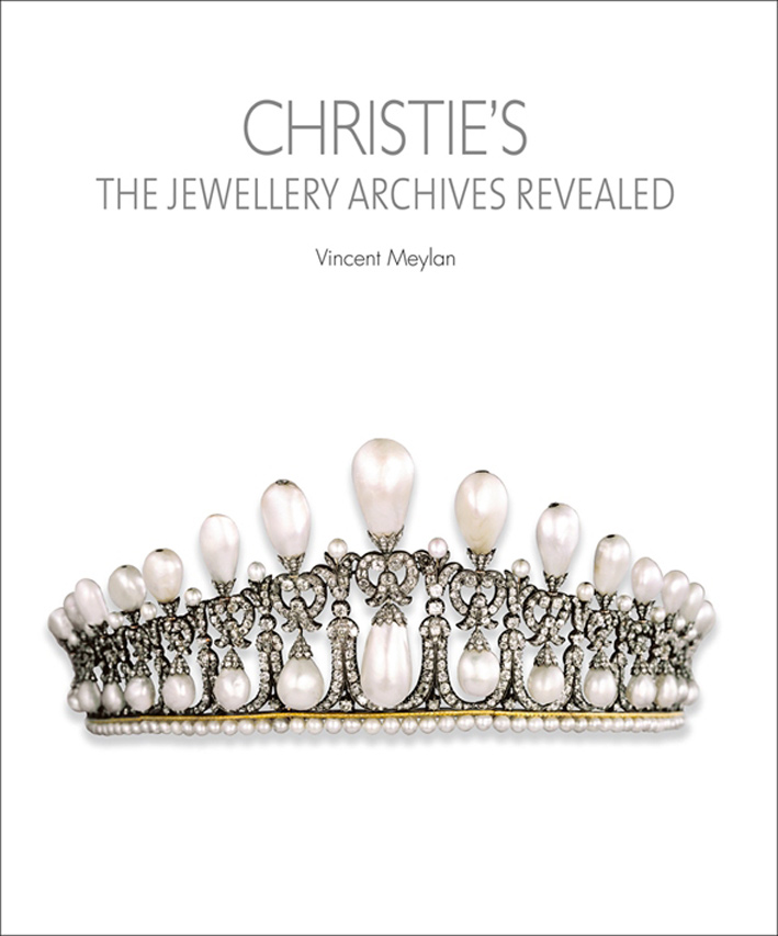 Christie's, The Jewellery Archives Revealed, di Vincent Meylan