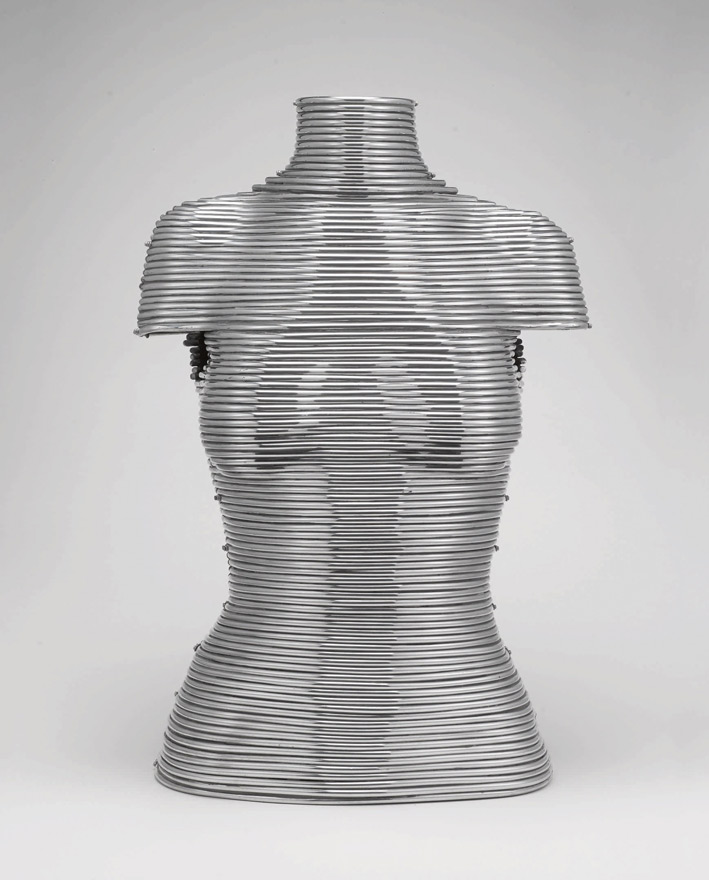 Coiled Corset, Photo: Courtesy Sotheby's