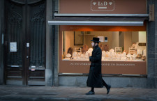 Anversa, boutique di diamanti