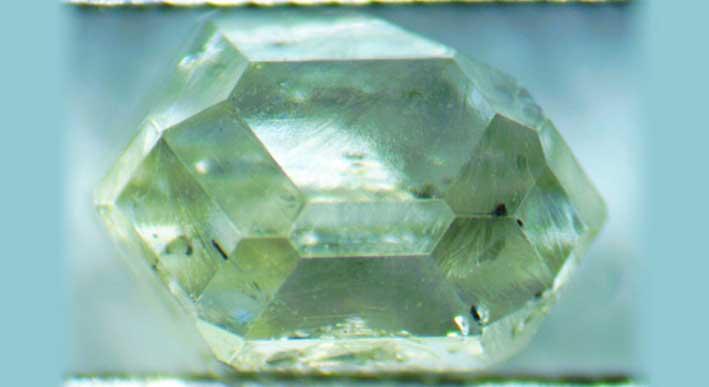 Diamante prodotto da LifeGem