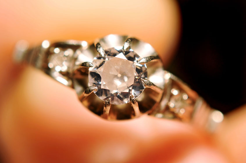 It is a good business to invest in jewelry