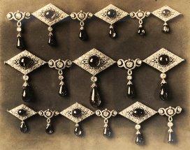 Lost jewels of the Romanov