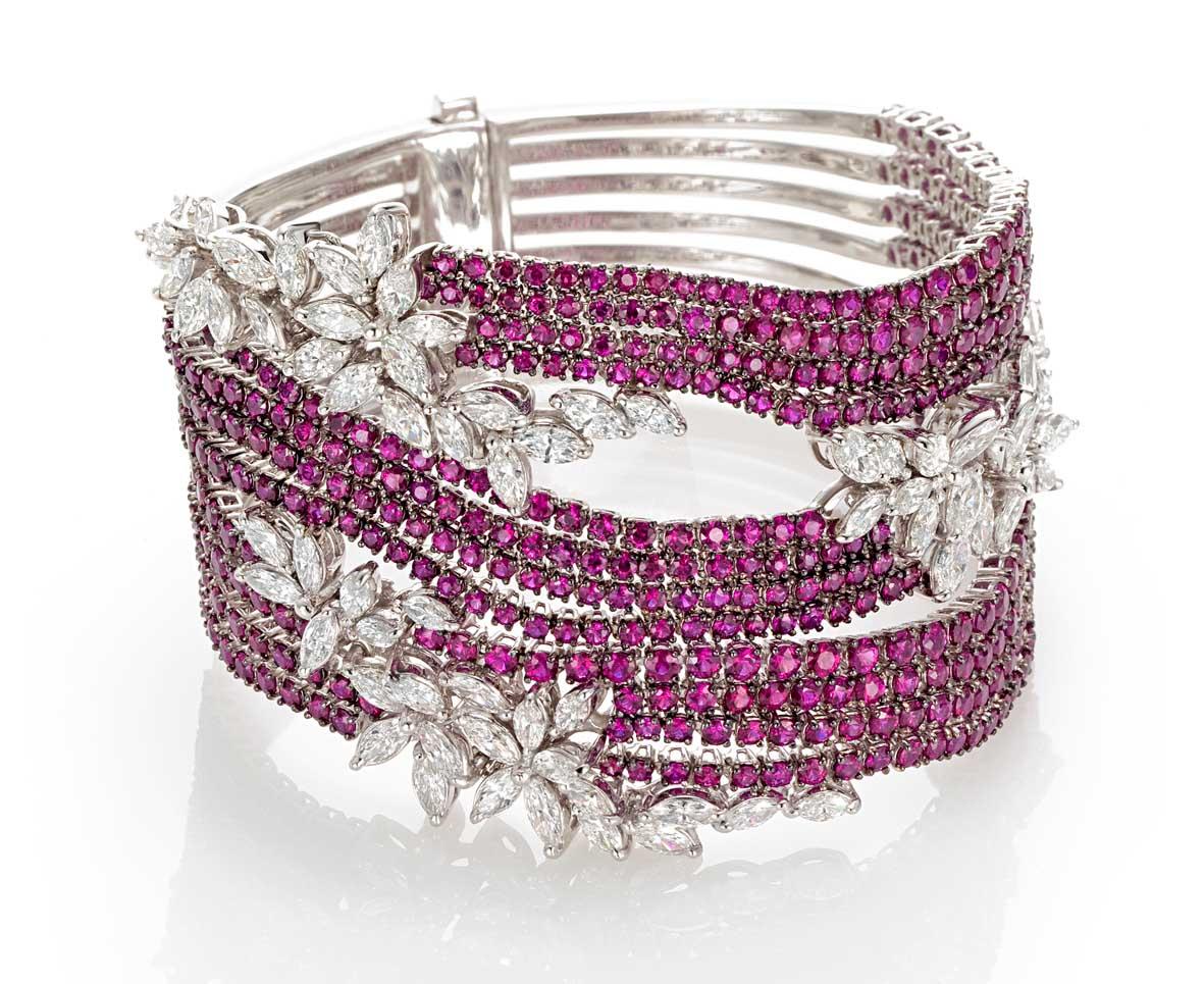 Stefan Hafner, linea Angelica: braccialetto