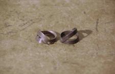 Serienumerica: anelli color cuoio