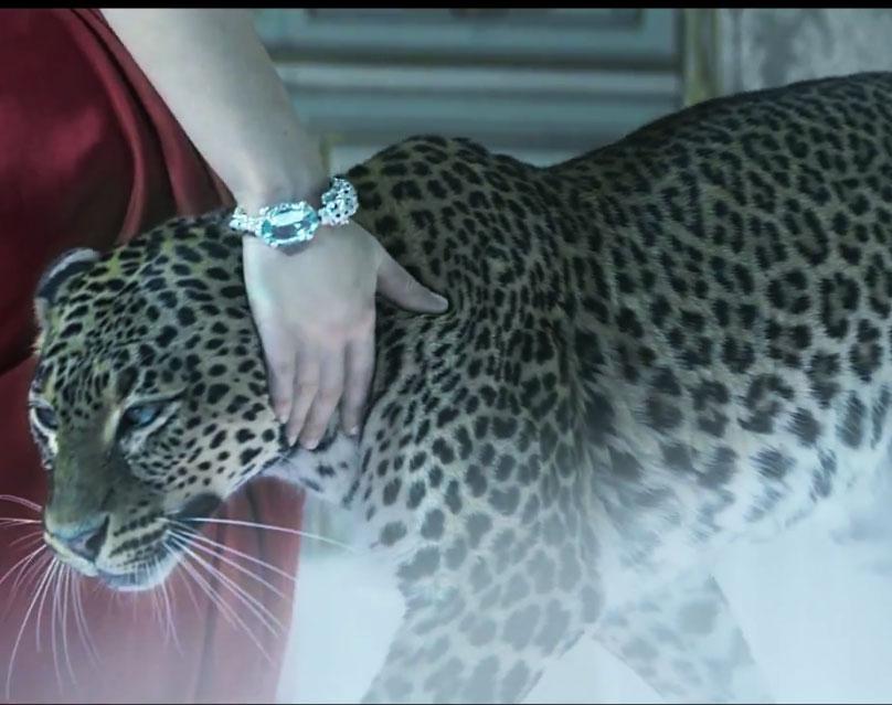 Snow Leopard da Cartier