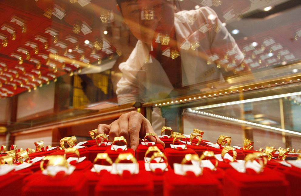 Gioielleria a Pechino