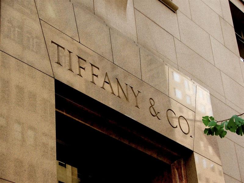 Attenti ai falsi Tiffany