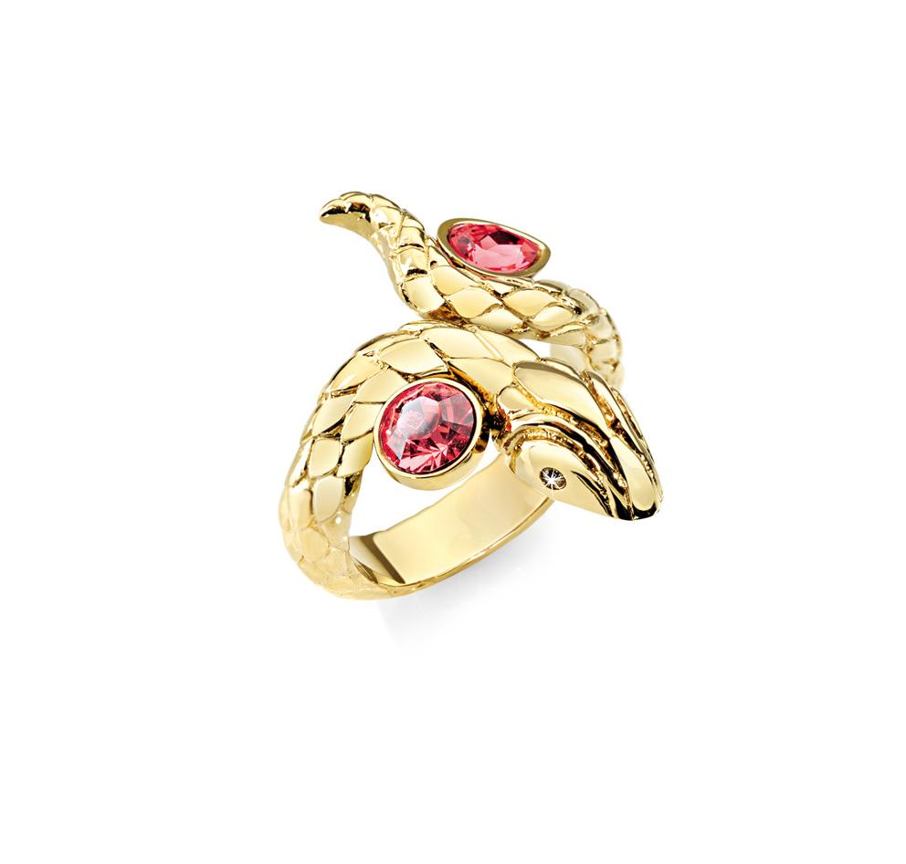 Anello d'oro, Just Cavalli-Jewels Treasure Collection