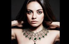 Mila Kunis testimonial per Gemfield