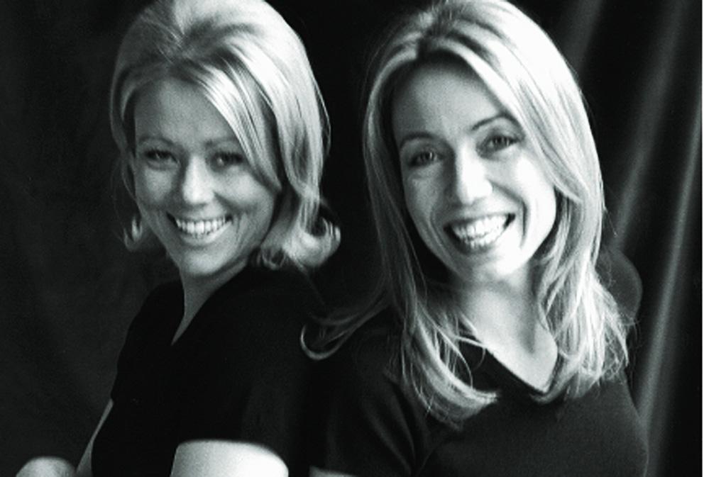 Yvone Clamf e Christina Soderstrom