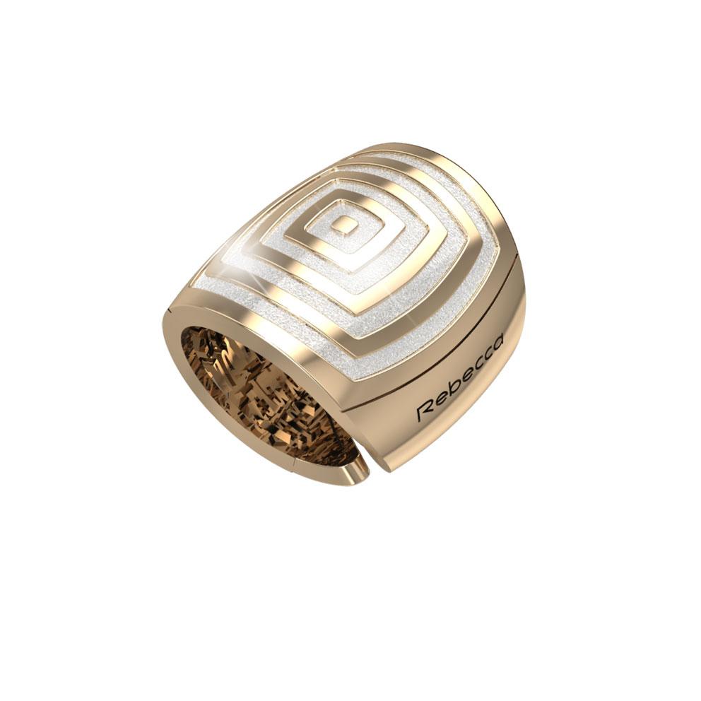 Bracciale in bronzo placcato oro