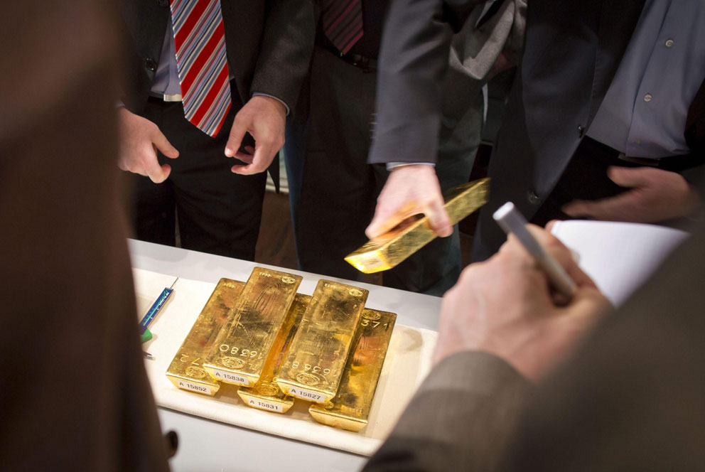 Commercio di oro