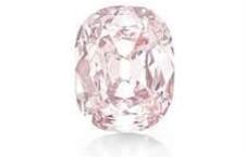 Il diamante rosa conteso