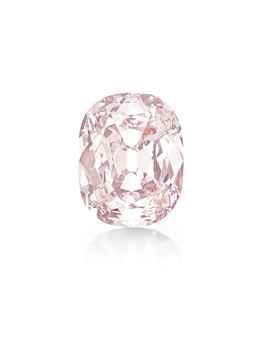 Il diamante rosa conteso