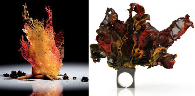Arte, vino e gioielli