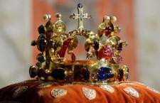 L'antica e preziosa corona di San Venceslao