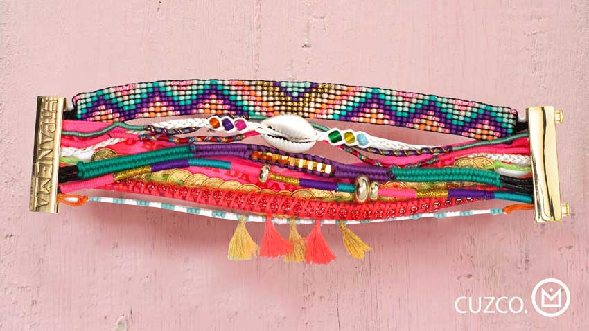 Hipanema modello Cuzco