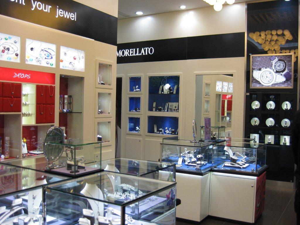 Il negozio Morellato a Macao