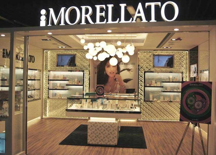 Lo store di Morellato a Hong Kong