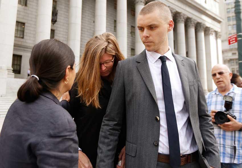 Ingrid Lederhaas Okun arrestata per i furti da Tiffany