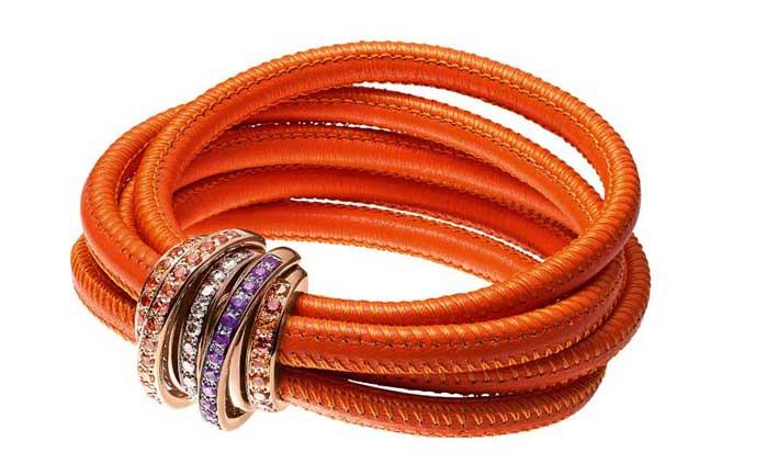 De Grisogono: bracciale della collezione Allegra