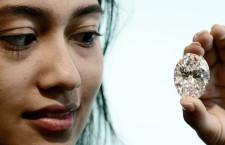 Il diamante da 118 carati