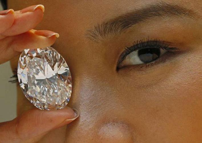 Il diamante da 30 milioni di dollari