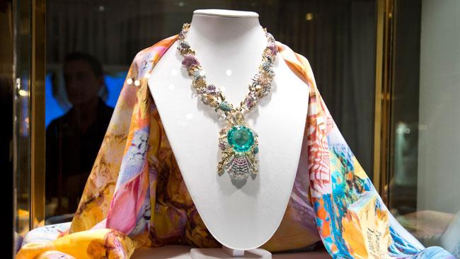 Paraiba Star of the Ocean Jewels