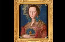 Eleonora di Toledo (Bronzino) rivisitata da Jasmina Carbone