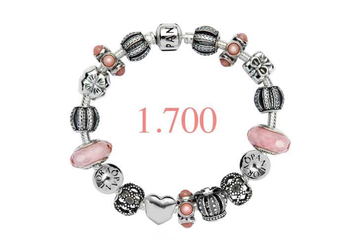 In 1.700 per Pandora