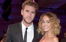 Liam Hemsworth e Miley Cirus