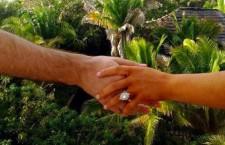 Anello di fidanzamento di Christina Aguilera