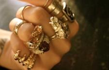 Anelli d'oro