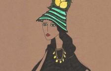 Un'illustrazione di Rebecca Moses