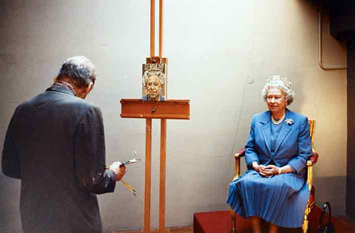 Le Regina Elisabetta