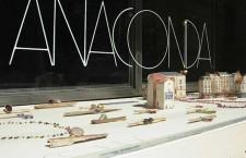 Le curve originali di Anaconda