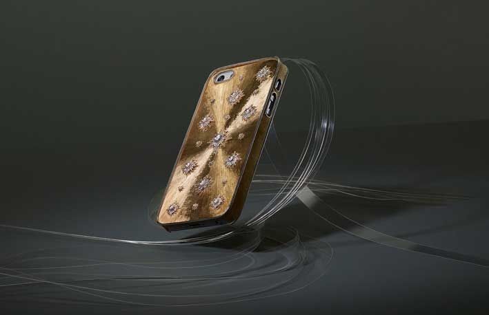 La cover per iPhone da 7.500 euro