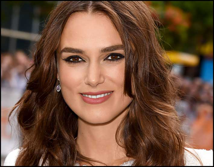 Keira Knightley. Jason-Merritt, Getty Images