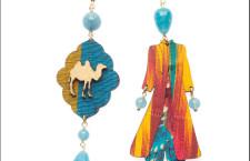Lebole Gioielli orecchini collezione Samarcanda