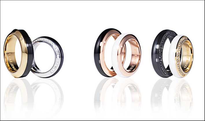Gli anelli Nfc di Core Jewels