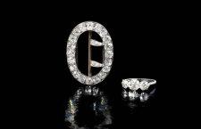 Spilla e anello di Agata Christie