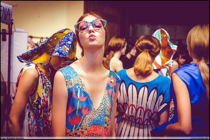 Gioielli alla Parigi Fashionweek